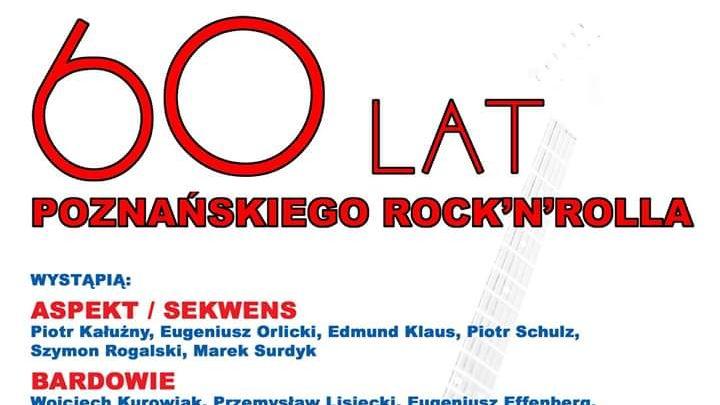 60 lat rock&rolla w Poznaniu